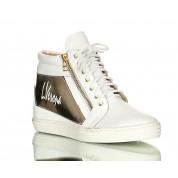 Sneakersy Białe JJ