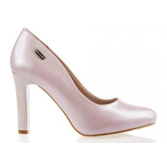 Pink Pearl Heels Sierra