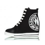 Sneakersy Crazy Seventeen Black