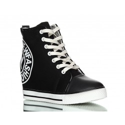 Sneakersy Crazy Seventeen Black