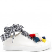 Damskie Wiązane Sneakersy Alameda