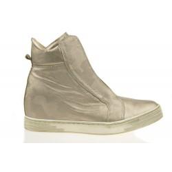 Sneakersy Złote Moro Rock&Roll