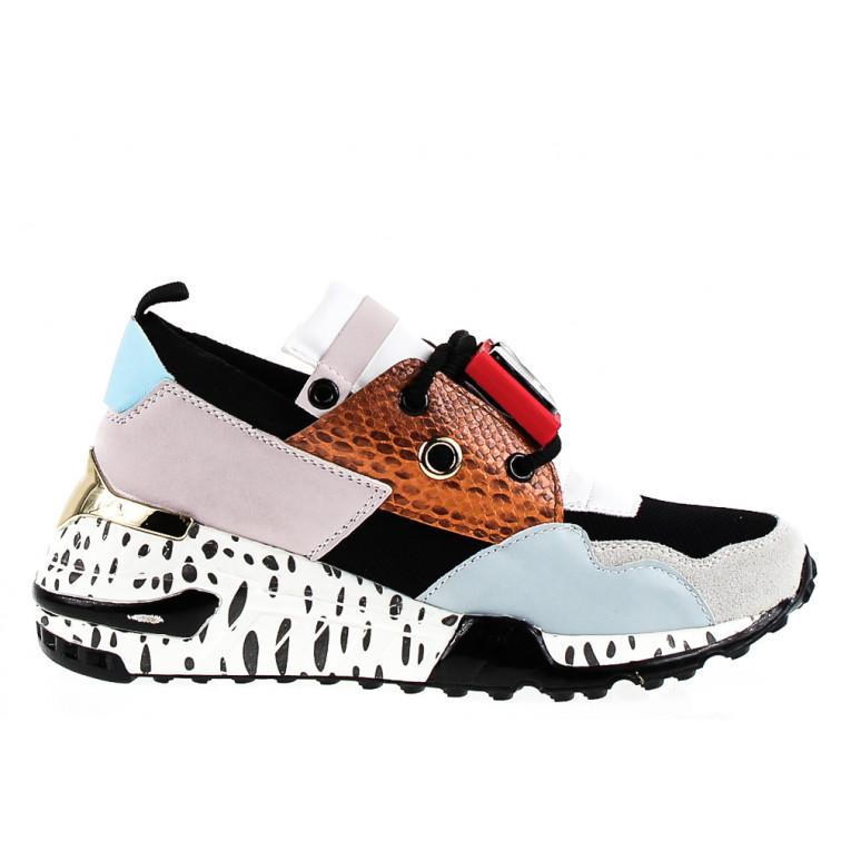 88813089 Sneakersy Sportowe Multikolor Merci - Ekstra Szpilki