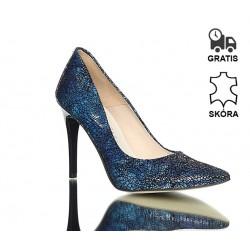 Szpilki Niebieska Mozaika Lady Husk