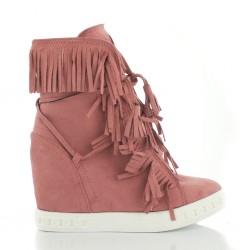 Sneakersy Z Frędzlami Rose Summer Breeze