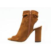 Sandały Zabudowane Open Heel Rude Liwia