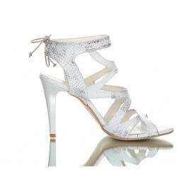 Sandały na szpilce, klasyczne