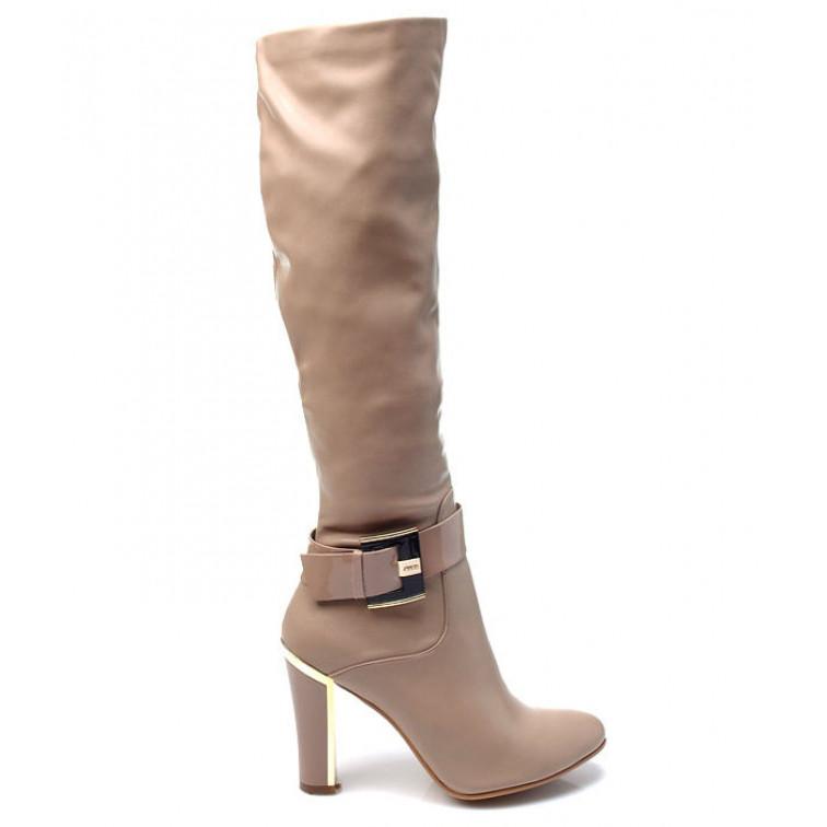 79d444316fd6c Kozaki - damskie buty na zimę - Ekstra Szpilki