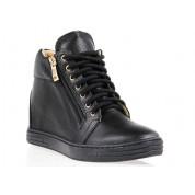 Sneakersy Czarne Clear JJ