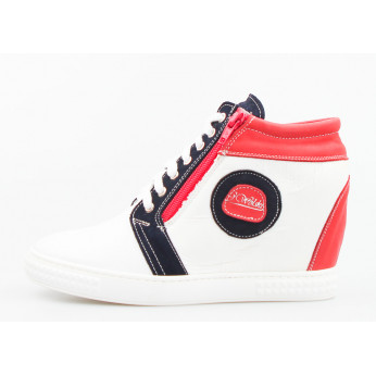 Sneakers Leather White Tristania