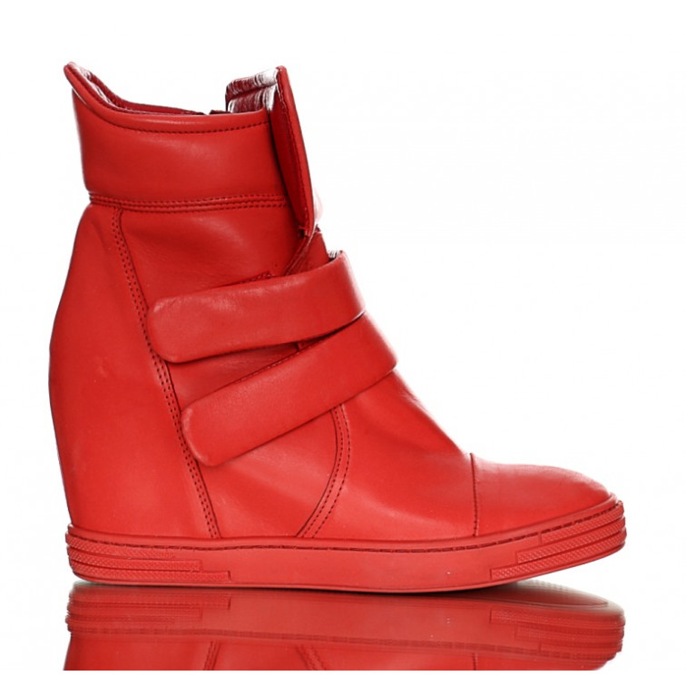 aa4c4ca3a11ff -18% Niedostępny Sneakersy Czerwone Stellar
