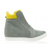 Sneakersy Szare Rock&Roll