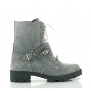 Workery Zamszowe Suede Tom