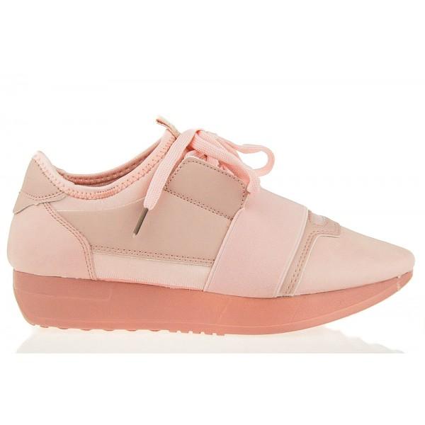 Adidasy Damskie Różowe Moly
