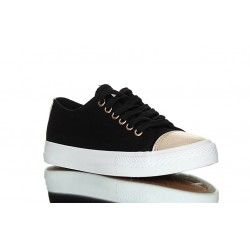 Trampki Czarne Golden Star Low