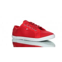 Tenisówki Czerwone Heros Flats