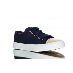 Trampki Granatowe Golden Star Low