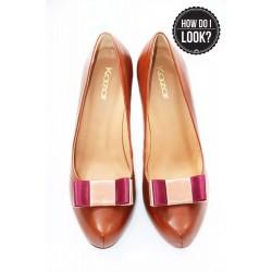 Klipsy do butów Cote d'Azur. Pink.