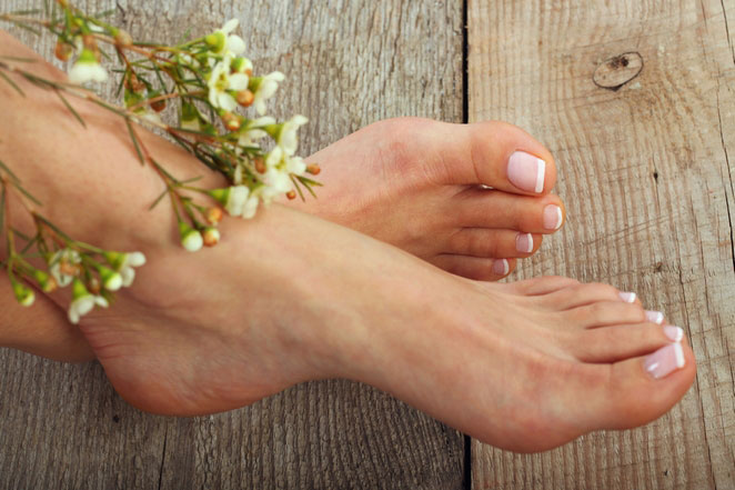 This Summer, Let's End the Pedicure Judgment